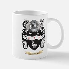 Hemmingway Coat of Arms (Family Crest) Mug