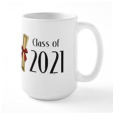 Class of 2021 Diploma Mug