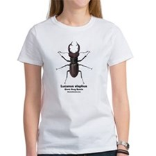 Women's Stag Beetle T-Shirt