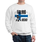 Finland Rocks Sweatshirt