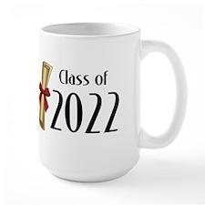 Class of 2022 Diploma Mug