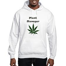 Plant Manager Hoodie Sweatshirt