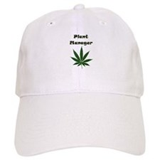 Plant Manager Baseball Cap