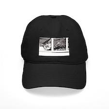 Cat Nap 2 Baseball Cap