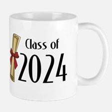 Class of 2024 Diploma Mug