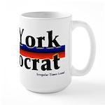 New York Democrat Big Mug