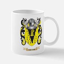 Henne Coat of Arms (Family Crest) Mug