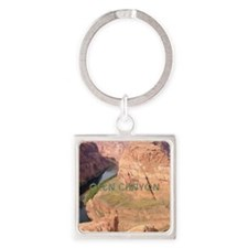 Abh Glen Canyon Square Keychain Keychains
