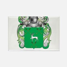 Hennessy Coat of Arms (Family Crest) Rectangle Mag