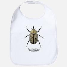 Hercules Beetle Bib