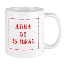 Area 51 is real Mug
