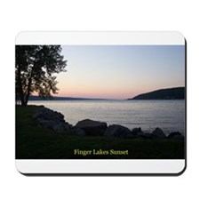 Finger Lakes Mousepad