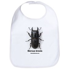Stag Beetle Bib