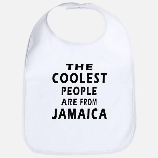 The Coolest Jamaica Designs Bib