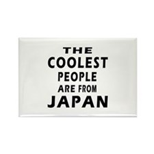 The Coolest Japan Designs Rectangle Magnet