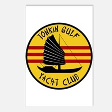 Tonkin Gulf Yacht Club Postcards (Package of 8)