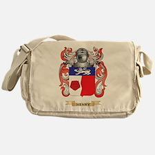 Henry Coat of Arms (Family Crest) Messenger Bag
