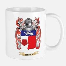 Henry Coat of Arms (Family Crest) Mug