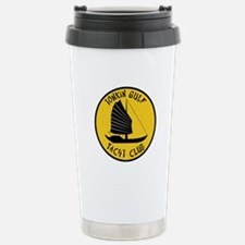 Tonkin Gulf Yacht Club Stainless Steel Travel Mug