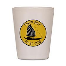 Tonkin Gulf Yacht Club Shot Glass