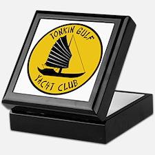 Tonkin Gulf Yacht Club Keepsake Box