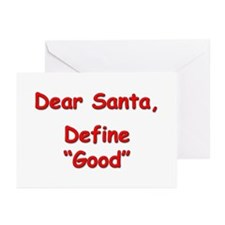 "Define ""Good"" Greeting Cards (Pk of 10)"