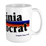 Virginia Democrat Coffee Mug
