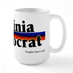 Virginia Democrat Coffee Mug