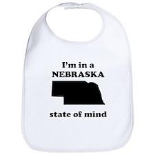 Im In A Nebraska State Of Mind Bib