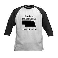 Im In A Nebraska State Of Mind Baseball Jersey