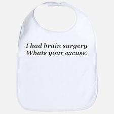 Brain Surgery Bib
