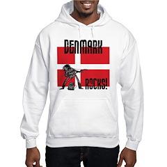 Denmark Rocks Hoodie