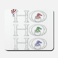 HoHoHo Mousepad