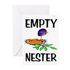 EMPTY NESTER Greeting Cards (Pk of 10)