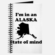 Im In An Alaska State Of Mind Journal