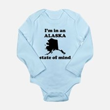 Im In An Alaska State Of Mind Body Suit