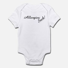 Allergies Suck! Infant Bodysuit