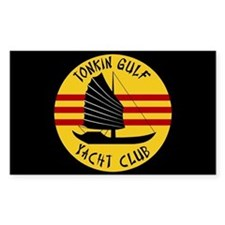 Tonkin Gulf Yacht Club Decal