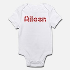 Aileen - Candy Cane Infant Bodysuit