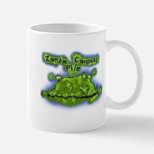Zombie Compost Pile Mug