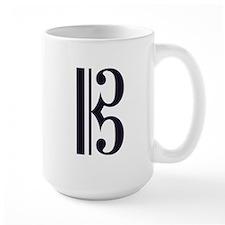 Alto Clef Alone Mug