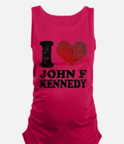 OLOVEKENNEDY.png Maternity Tank Top