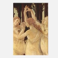 Primavera by Botticelli Postcards (Package of 8)