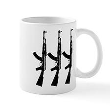 AKS ACROSS DARK Mug