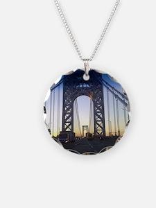 George Washington Bridge Necklace