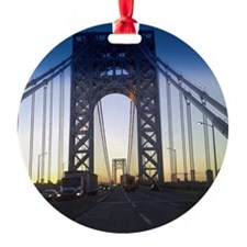 George Washington Bridge Ornament