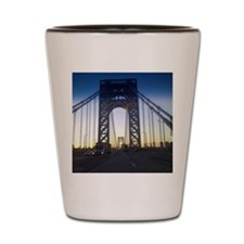 George Washington Bridge Shot Glass