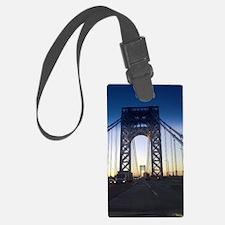 George Washington Bridge Luggage Tag