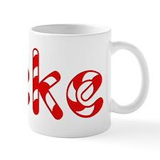 Zeke - Candy Cane Mug