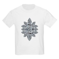 Ascher Diamond Brooch T-Shirt